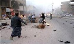 وقوع یک انفجار در مرکز بغداد