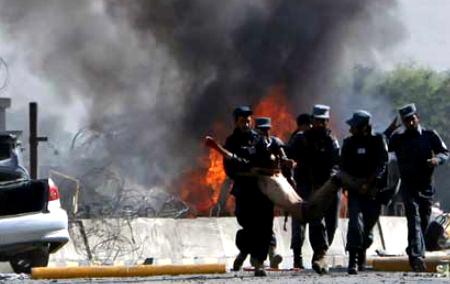 انفجار یک ماین درولایت کاپیسا - وقوع یک انفجار در ولایت خوست