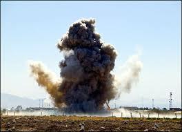 انفجار - انفجار ماین در کاپیسا