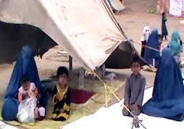 بیجا 2 - بیجا شدن صدها خانواده در ولایت فراه