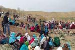 بی جا 150x100 - مساعدت با یکصد خانواده بی جاشده در ولایت فراه