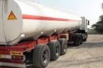 تانکر نفت 150x100 - توقف انتقال نفت معدن آمو دریا به بندر حیرتان