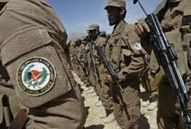 تلاش برای بازداشت سربازان فراری پولیس محلی - کشته شدن چهار عسکر پولیس محلی در ولایت هرات