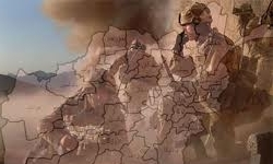 تیراندازی پلیس افغان به نظامیان خارجی پس از مشاجره لفظی صورت گرفته است - حضور خارجی ها در افغانستان یک تهدید است