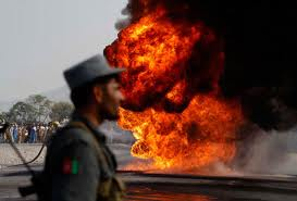 جلال آباد2 - وقوع یک انفجار در جلال آباد