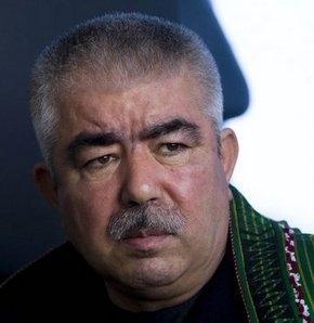 دوستم1 - دیدار جنرال دوستم با رهبر حزب وحدت ملی افغانستان