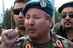 جنرال مراد علی مراد 150x100 - دفاعِ معاونِ قومندان اردوی ملی از جنایت امریکا!