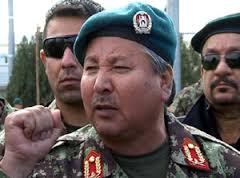 جنرال مراد علی مراد - دفاعِ معاونِ قومندان اردوی ملی از جنایت امریکا!