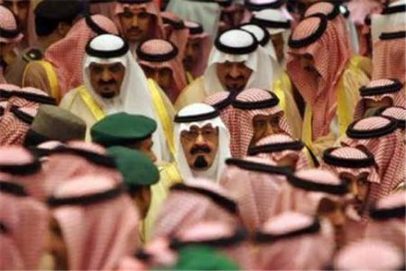 جنگ قدرت  آل سعود