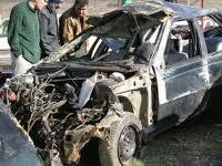 ترافیکی در هرات - وقوع یک حادثه ترافیکی در ولایت نورستان