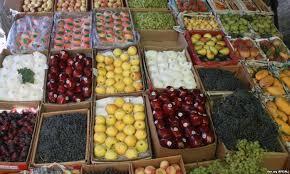 حاصلات میوه بلخ - افزایش سطح حاصلات میوه بلخ