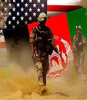 حضورآمریکا درافغانستان برای مدت نامعلوم