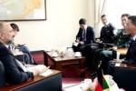 حنیف اتمر4 150x100 - دیدار مشاور امنیت ملی با سفرای چین و روسیه در کابل