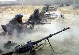 درگیری با طالبان - حمله طالبان بالای پُسته نیروهای پولیس در ولسوالی میوند کندهار
