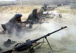 درگیری نیروهای امنیتی با طالبان - کشته شدن پنچ تن از طالبان در ولایت هرات
