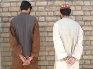 دستگیری دو ماین گذار در هرات1 - دستگیری دو قاچاقبر مواد مخدر در ننگرهار