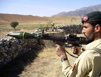 راکت - ادامه حملات راکت پرانی پاکستان بر ولایت کنر