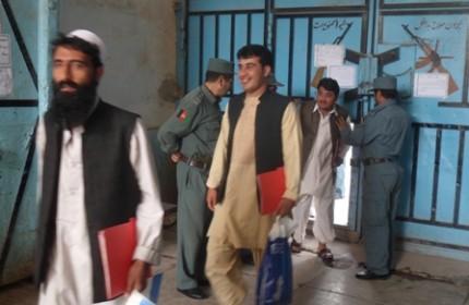 زندانی - رهایی صدها زندانی از زندان هرات