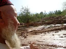 جاری شدن سیلاب در ولایت هلمند