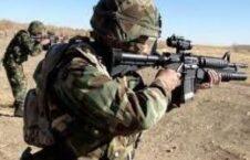 سرباز اردوي ملي 226x145 - کشته شدن چهار عسکر اردوی ملی در ولایت غور