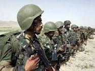 سرباز اردوی ملی - کشته شدن پنج عسکر افغان در ولایت کنر