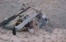 سقوط بالگرد ناتو در شرق کشور 226x145 - سقوط یک طیارهء ناتو در افغانستان