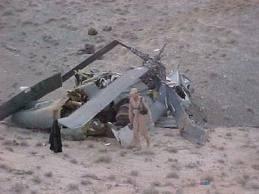 سقوط بالگرد ناتو در شرق کشور - سقوط یک طیارهء ناتو در افغانستان