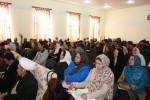 سیمینار 150x100 - راه اندازی سیمینار حمایت از زنان در ولایت جوزجان