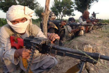شورشی - کشته شدن ده تن شورشی در ولایت لغمان