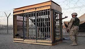 شکنجه 1 - پخش دوصد تصویر از شکنجه زندانیان درافغانستان وعراق