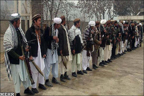 طالبان - به قتل رسیدن یک مرد و زن در یک محاکمه صحرایی در ولایت سرپل