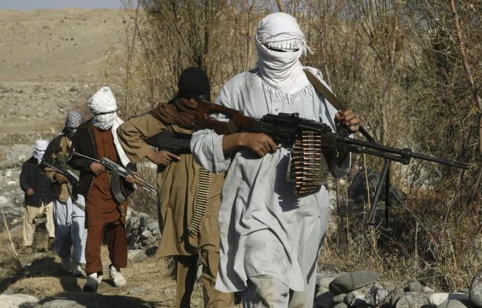 طالبان5 - حمله طالبان بالای یک پوسته پولیس در ولایت هلمند