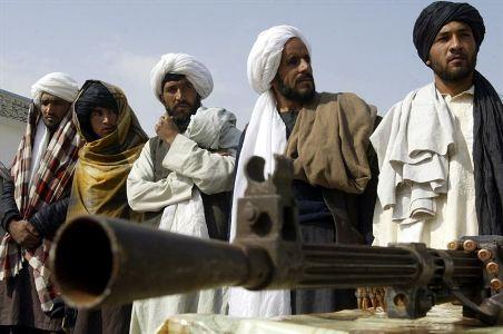 7 - مواضع مشترک روسیه با طالبان