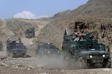 عملیات ذوالفقار - راه اندازی عملیات نظامی در سه ولسوالی کندهار