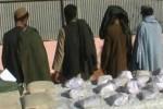 قاچاقبر 150x100 - بازداشت شدن بیش از 2 هزار قاچاقبر مواد مخدر سال جاری در افغانستان
