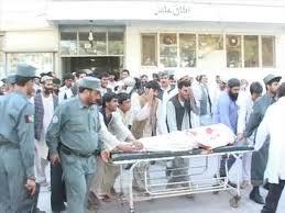قربانی شدن مدیر ترافیک در حادثه ترافیکی - وقوع یک رویداد ترافیکی در شاهراه کابل – قندهار