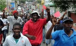 مالی - تظاهرات مردم مالی در اعتراض به مداخله نظامی خارجی
