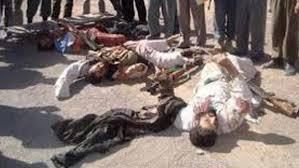 مسلح 1 - کشته و زخمی شدن 15 مخالف مسلح درهرات