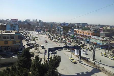 مزار شریف - انفجار ماین در شهر مزار شریف