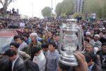 معترضان 150x100 - هشدار معترضان به پروژه توتاپ به اشرفغنی