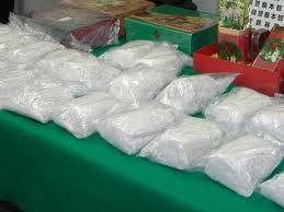 مواد مخدر - کشف و ضبط مقادیری مواد مخدر در ولایت تخار