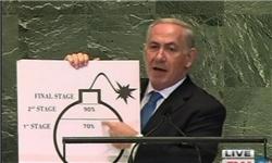 نتانیاهو - نتانیاهو! واقعا نمیدانی بمب هستهای چه شکلی است؟