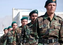 آماده باش نیروهای امنیتی مرزی در امتداد خط دیورند
