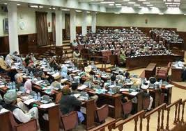 ولسی جرگه2 - تصویب قانون تنظیم معاشات مقام های دولتی در ولسی جرگه