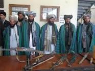 پروسه صلح1 - پیوستن یک گروه طالبان به پروسه صلح در ولایت جوزجان