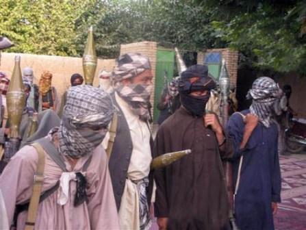 پنج مخالف مسلح دولت - کشته شدن چهار تن از شورشیان مسلح در ولایت بغلان