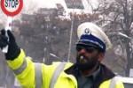 پولیس ترافیک 150x100 - بازگشایی دوباره راه مواصلاتی جانی خیل پکتیا بروی ترافیک