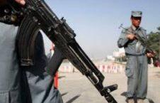 پولیس محلی 226x145 - کشته شدن پنج پولیس افغان در ولایت کندهار