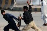 پولیس پاکستان 150x100 - دستگیری 13 تن از باشنده گان افغان توسط اردوی پاکستان