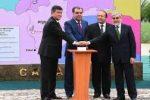 کاسا 150x100 - افتتاح پروژه برق کاسا یکهزار
